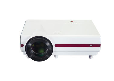 Proiettore di CRE x1500 720P LED Home Theater con il video di HD USB 2800 lumi
